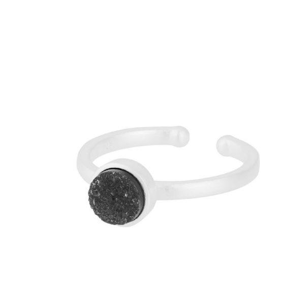 Ash ring Small Silver | Pernille Corydon