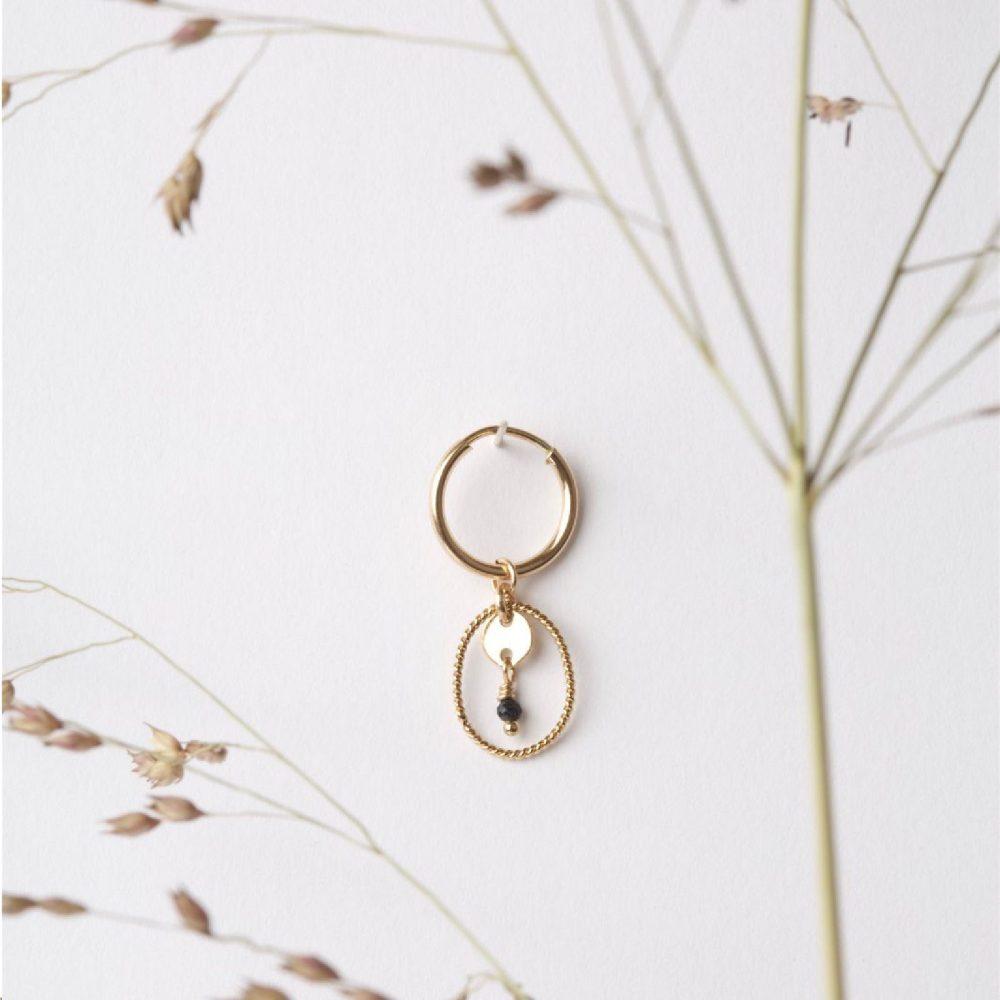 Multi Sapphire Earring Aeva