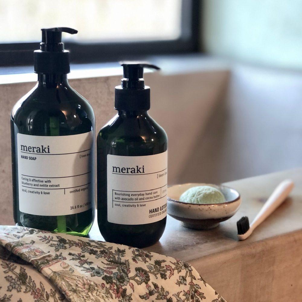 Handsoap Linen Dew 500 ml | Meraki