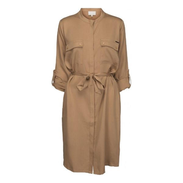 Minus Emissa dress almond