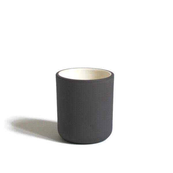 Archive espressokop 60 ml donkergrijs