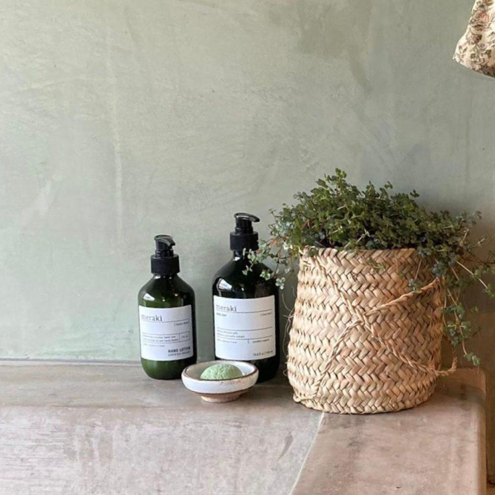 Bodywash Linen Dew 500 ml | Meraki