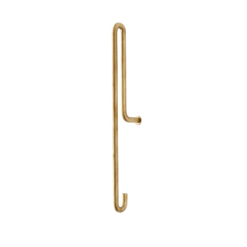 Moebe Wall hook brass large