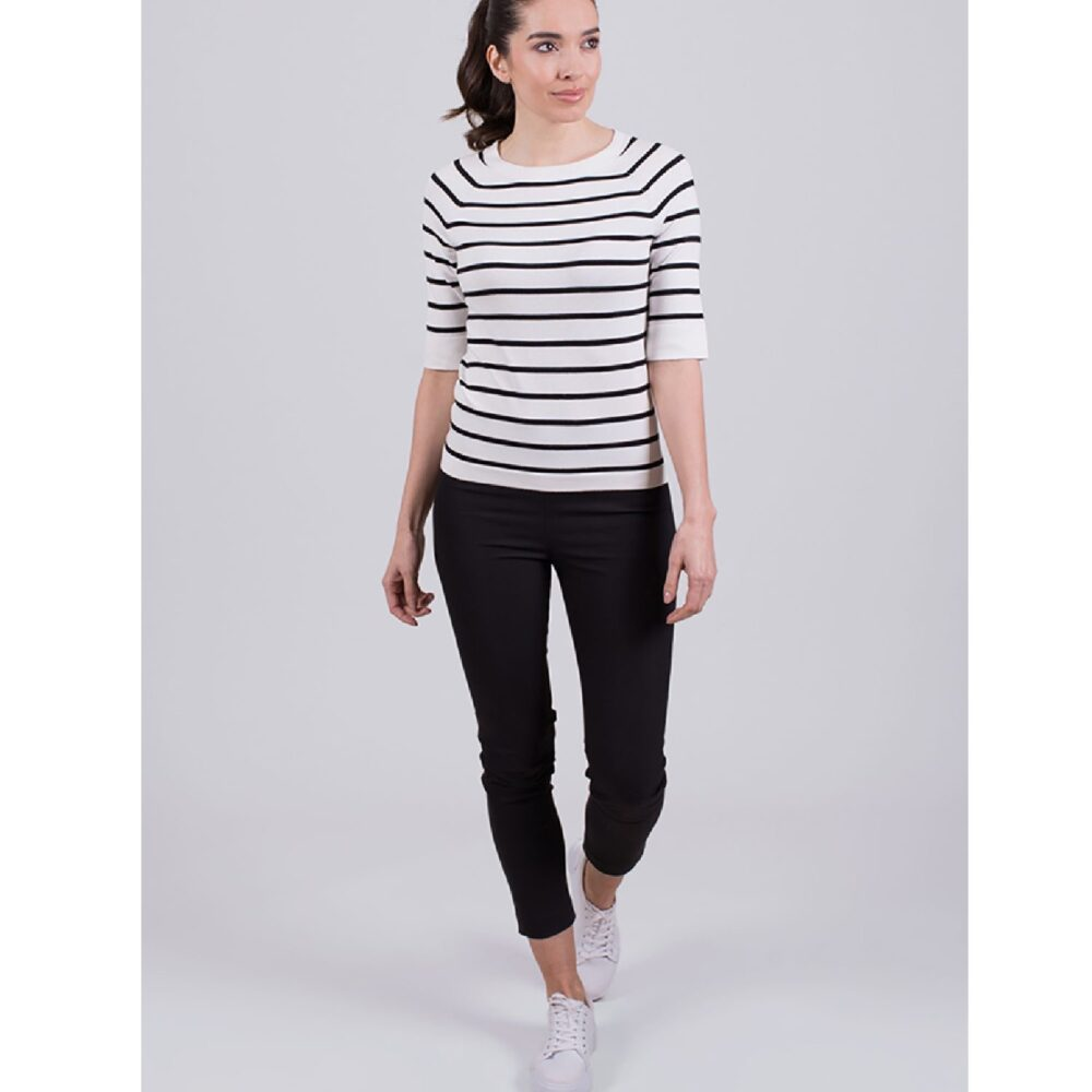 The Clothed Moscow Striped