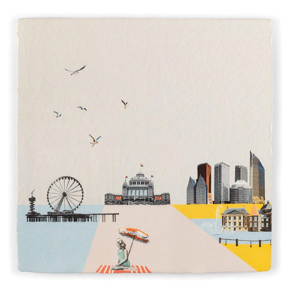 Mooi Den Haag achter de duinen StoryTiles