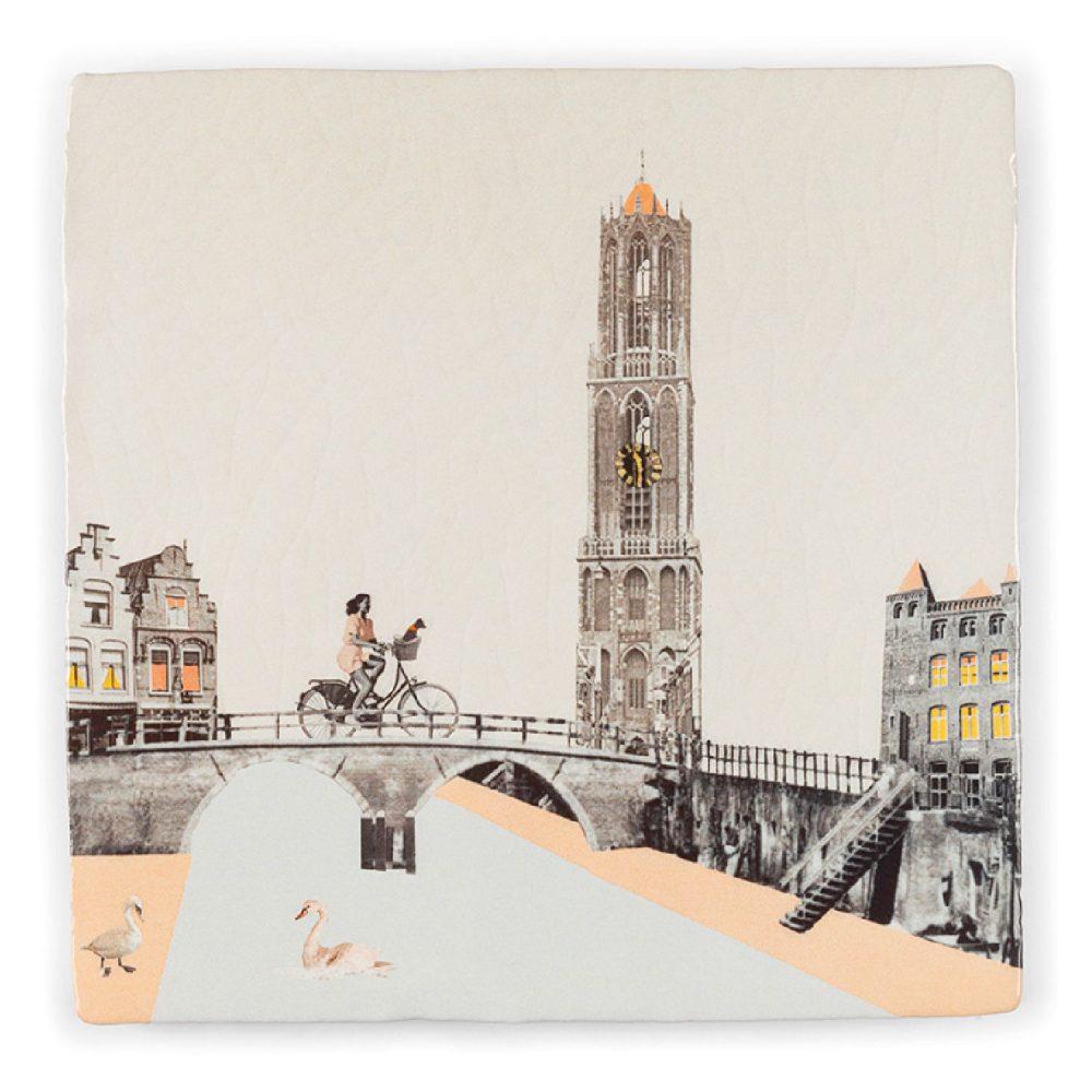 Aan de Utrechtse grachten StoryTiles