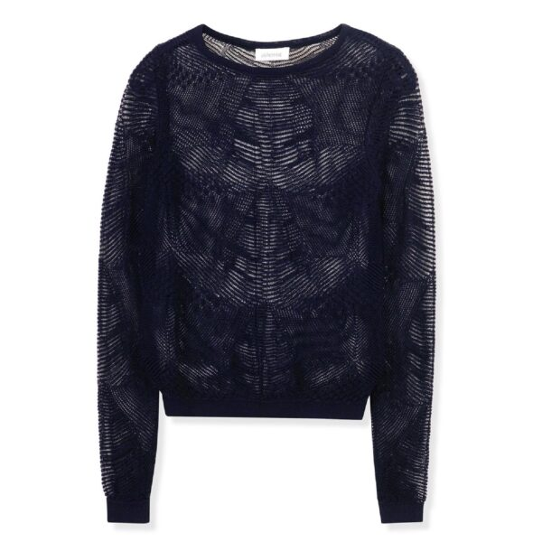 Lunar sweater Black Alchemist
