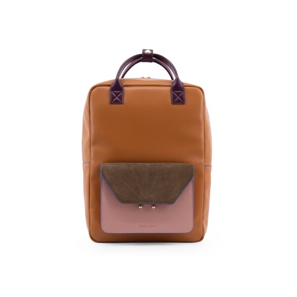 Backpack Coloré Cider brown Sticky Lemon Sis Club