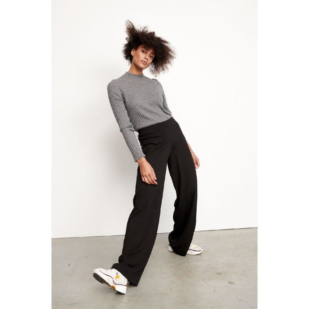 Dion Pants Black | Alchemist