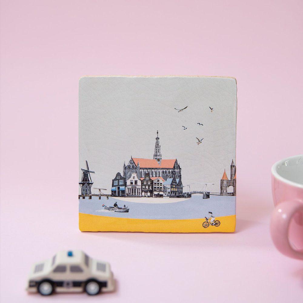Verliefd op Haarlem StoryTiles