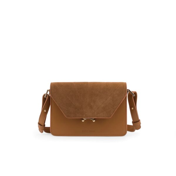 Shoulder bag ton sur ton cider brown Sticky Lemon Sis Club