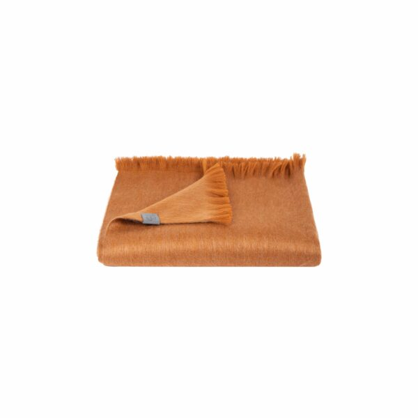 Toffee Brushed Solid | Bufandy