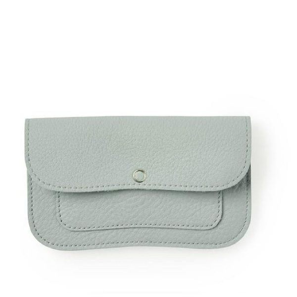 Portemonnee Dusty Green | Keecie