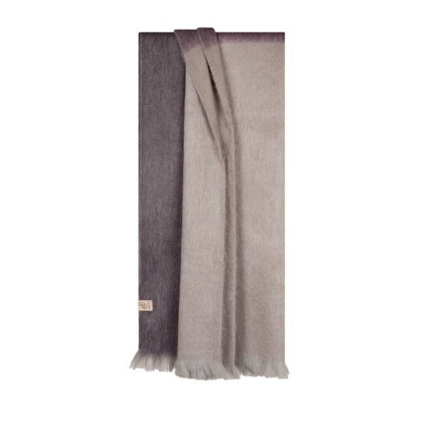 Warm Taupe Ombre | Bufandy