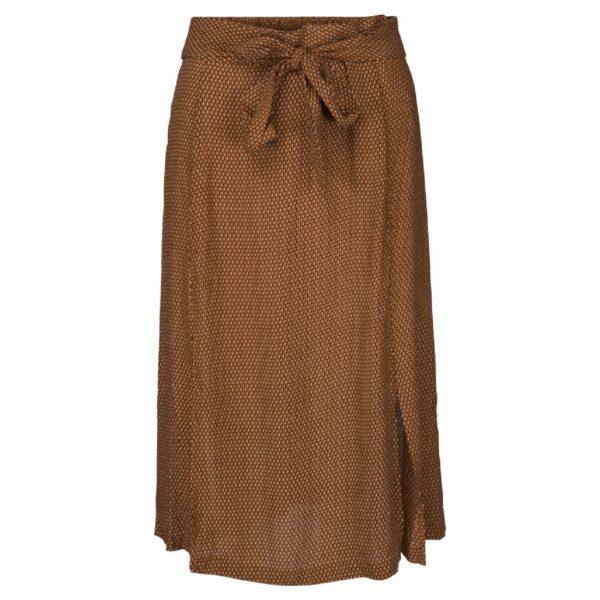 Minus Erisa skirt Brown