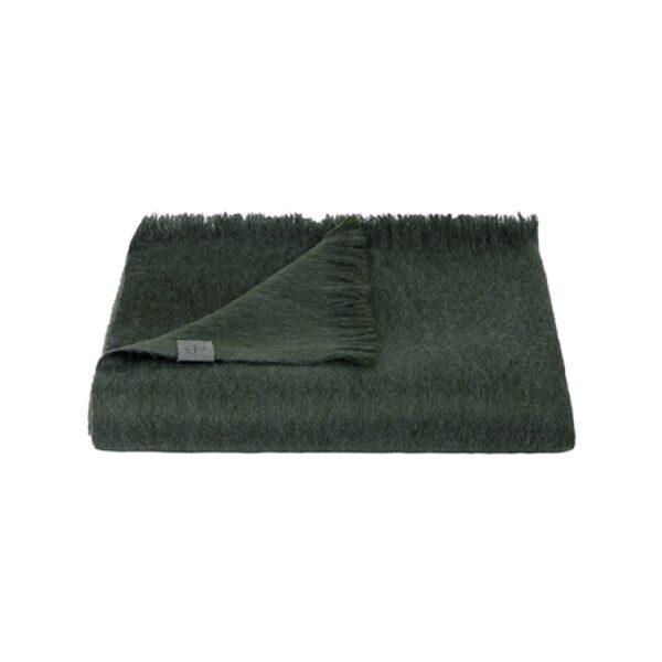 Dark Forest Brushed Solid | Bufandy