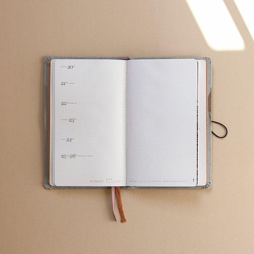Agenda 2021 Macaroon | Tinne+Mia