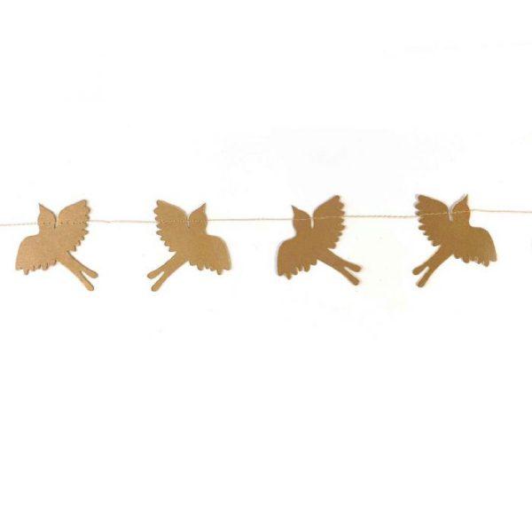 Vogelslinger goud | Imbarro