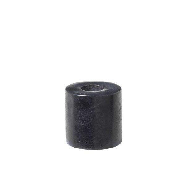 Zwarte Mini kandelaar Ylwa | Broste