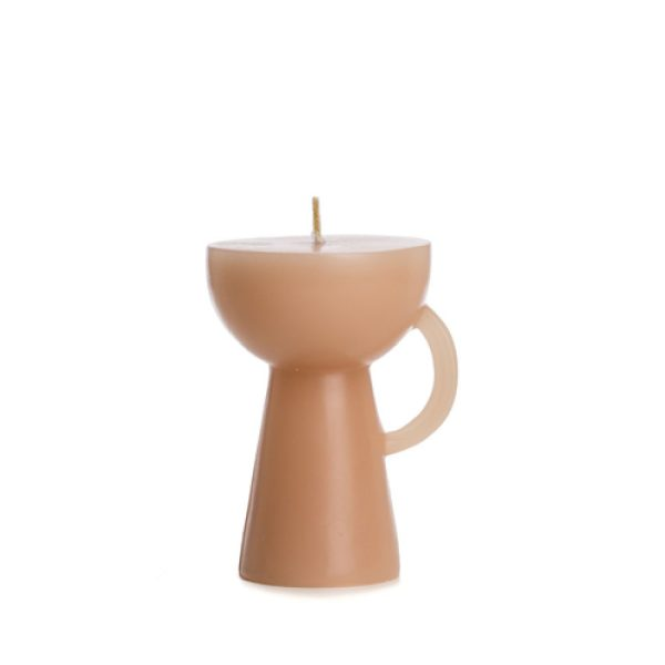 Sculpture candle Cup | Rustik Lys