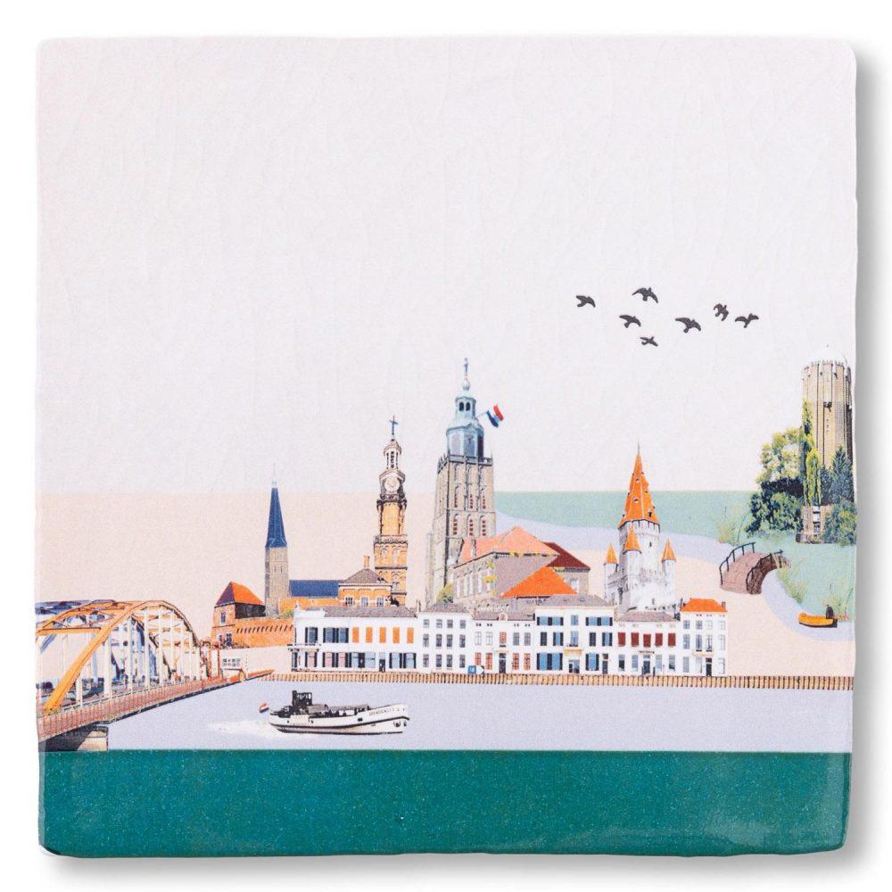 Zutphen, torenstad | StoryTiles