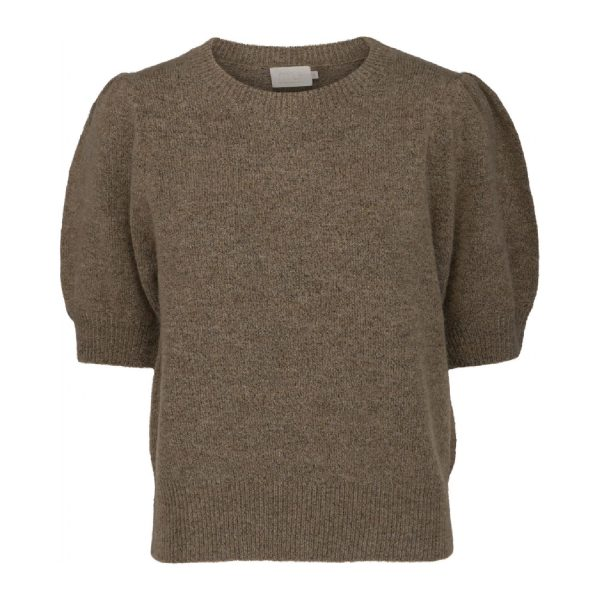 Angie knit Nomad Sand Melange | Minus