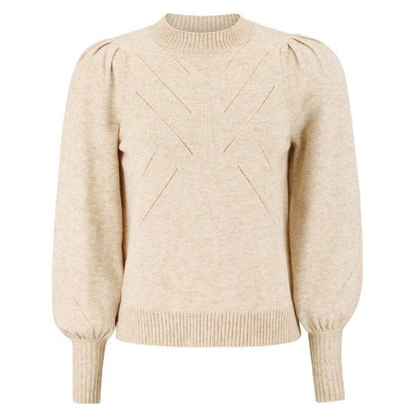 Tamara LS O-neck Knit | Soft Rebels