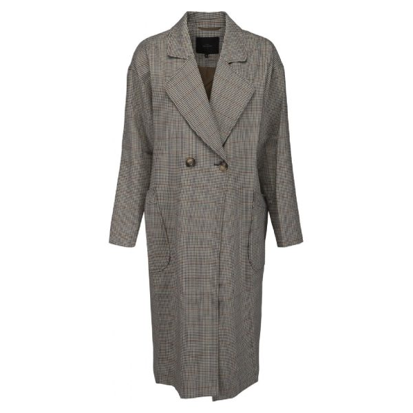 Pia Coat | Peppercorn