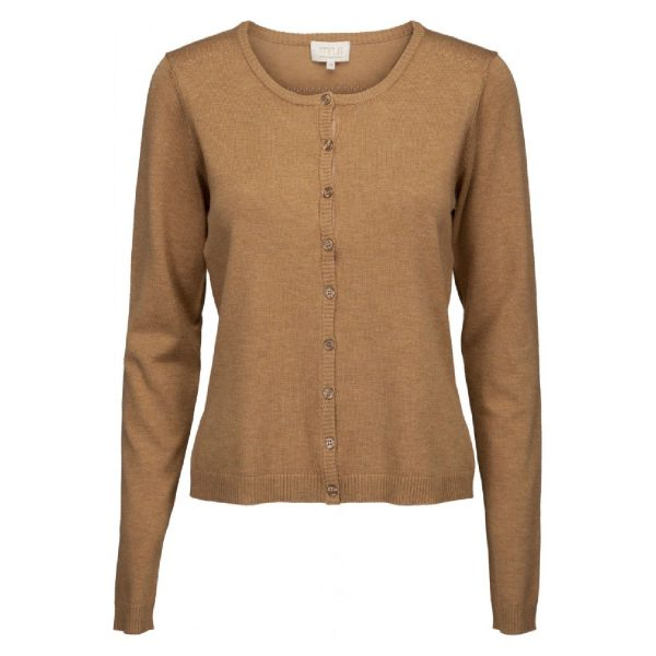 Almond New Laura cardigan | Minus