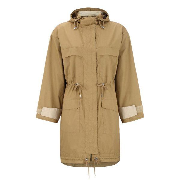 Tara Oversized Coat | Soft Rebels