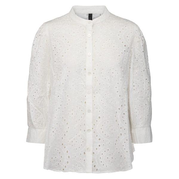 Nura Shirt | Peppercorn
