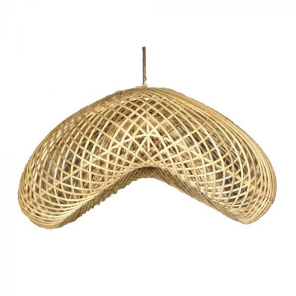 Rotan hanglamp Meno M | Earthware