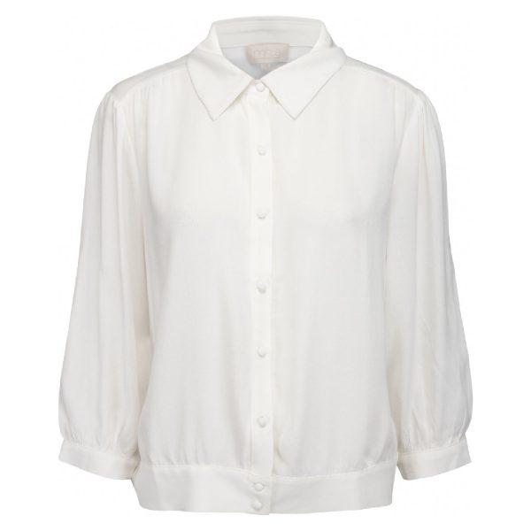 Jilla shirt broken white | Minus