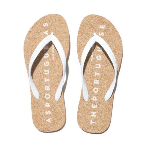 Teenslipper Base White | Asportuguesas