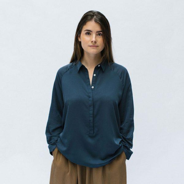 Subtle Nightfall blouse | SAM