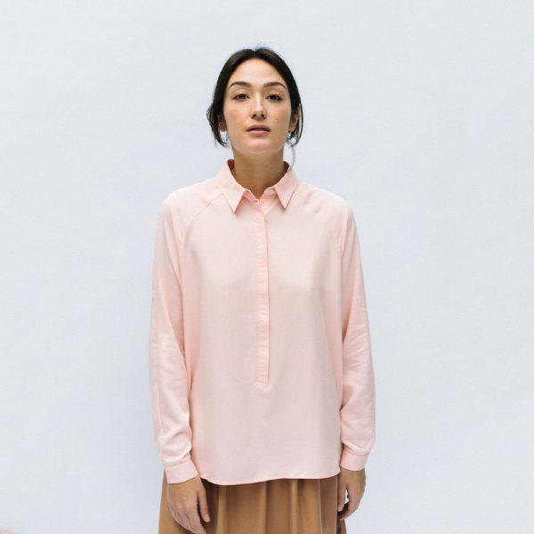 Subtle Rosebud blouse | SAM