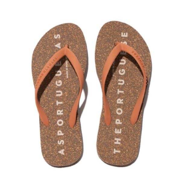 Teenslipper Base Brown | Asportuguesas