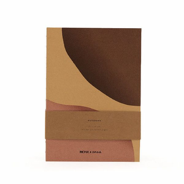 Notebook L Shapes | Monk&Anna