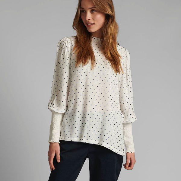 Nudotty blouse | NÜMPH