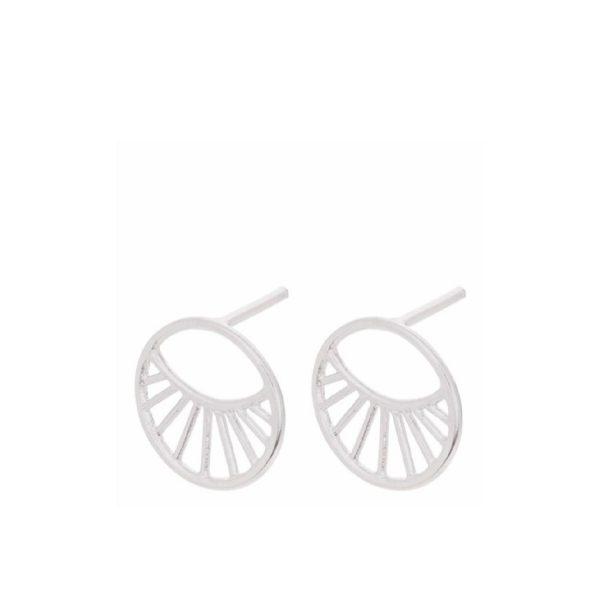 Daylight Earpins Sterling silver | Pernille Corydon