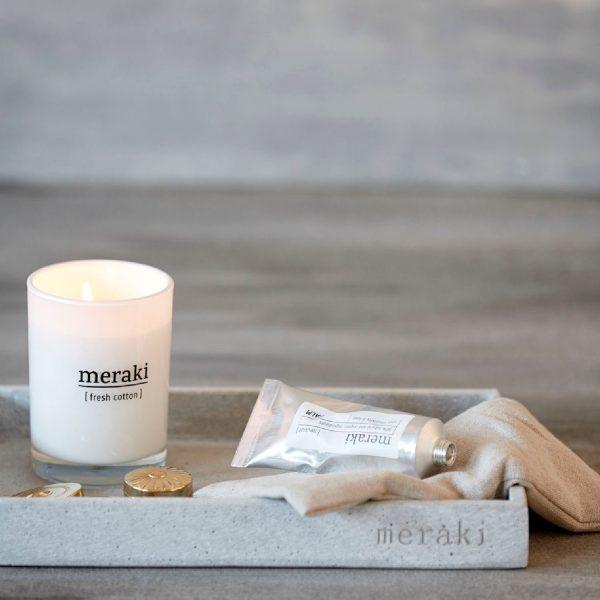 Geurkaars Fresh Cotton | Meraki