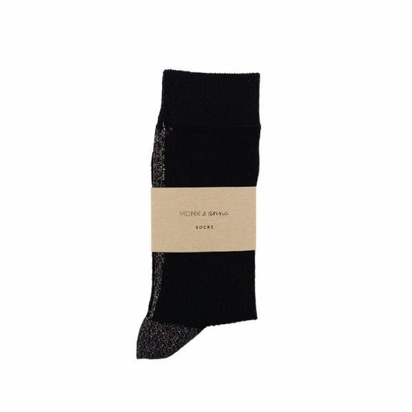 Black Socks | Monk&Anna