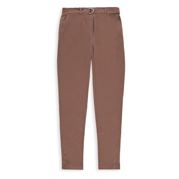 Broek Heather Copper Clay | Alchemist