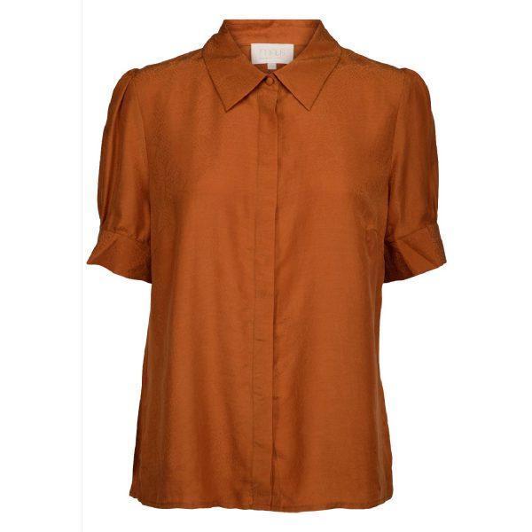 Safika Shirt Burned Hazel | Minus