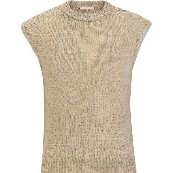 Tapey Knit Vest | Soft Rebels