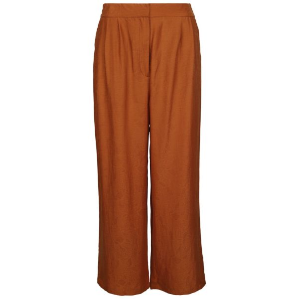 Safika pants Burned Hazel | Minus
