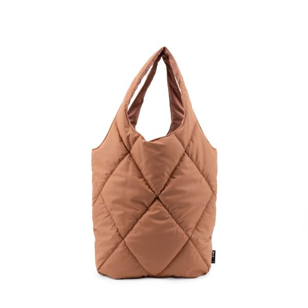 Tuscany Carmel puffy bold bag | Tinne+Mia