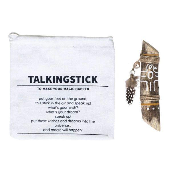 Talkingstick | Aprilmorning