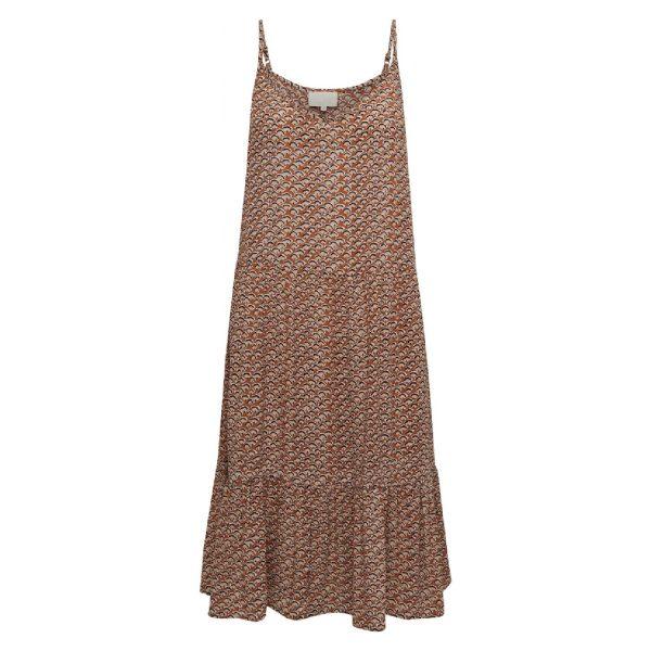 Delaila dress Hazel sea shell print | Minus