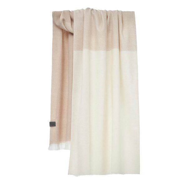 Satin Linen Brushed Ombre   Bufandy